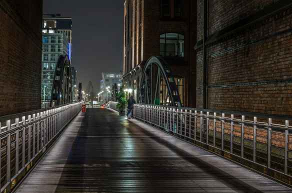 architecture blur brick walls bridge