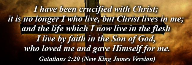 Galatians 2-20b