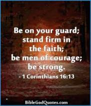 Standing7 Firm in Faith
